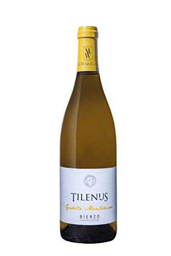 Tilenus Godello Monteseiros Vino Blanco, 750 ml, Pack de 6