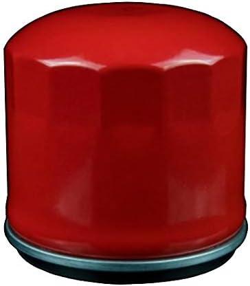SunCoast Diesel 29539579 Alternative dealer Allison Transmission Filter Spin Red On Classic