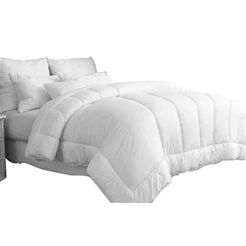 Couette Quilts Four Seasons General Dormitory Single Student Cores Thickened Warm Winter Quilt Spring and Autumn Est Chaud Et Confortable Linge de lit (Color : Pink, Size : 230 * 229cm)