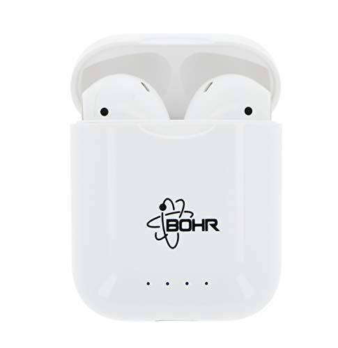 Bluetooth Kopfhörer, kabellose Kopfhörer BOHR V8, mit eingebautem Mikrofon, Kabellos oder mit Kabel Laden, Premium Klangprofil, geeignet für iPhone/Samsung/Andriod Smartphones/Laptops