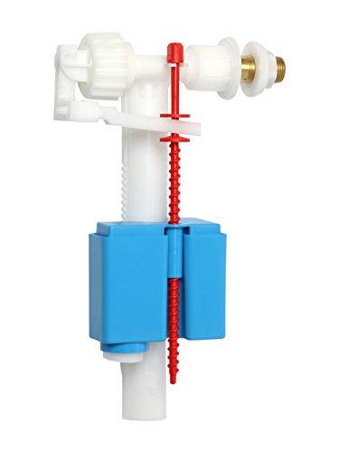 Válvula de flotador universal, Mecanismo de alimentacion para cisternas de plástico y cerámica. Gratis filtro de agua