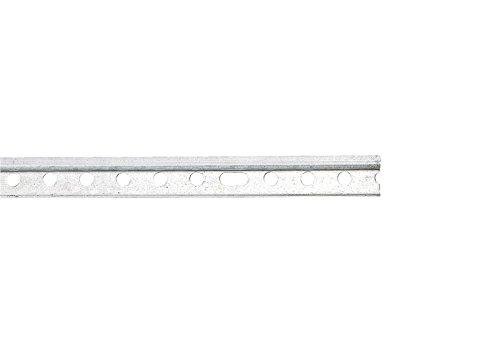 PiHaMi® Profi Schrankaufhänger Aufhängeschiene - Oberschrank / Länge 2489 mm / Stahl verzinkt / sehr stabile Schrank-Schiene kürzbar für Küchen-Hängeschränke / Markenqualität von PiHaMi®