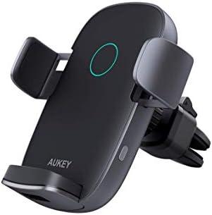 Aukey 10W Qi Car Charging Mount