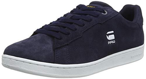 G-STAR RAW Herren Cadet II Sneaker, dk saru Blue 8688-6486, 43 EU