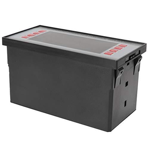 Duokon Incubadora LCD de Pantalla Grande, Controlador de Temperatura y Humedad, Controlador de incubadora multifunción automático, 220 V