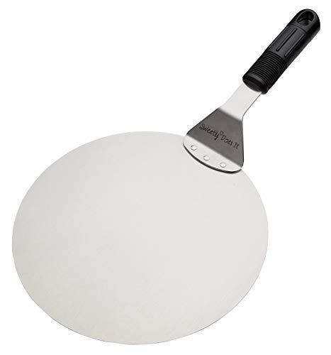 Kitchen Craft Sweetly Does It - Paleta para Tarta (Acero Inoxidable)
