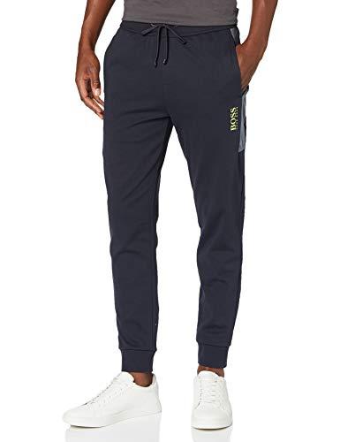 BOSS Herren Tracksuit Pants Trainingshose, Blue400, XL