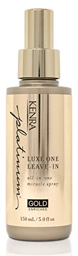 Kenra Platinum Luxe One Leave-In Miracle Spray, 5-Ounce