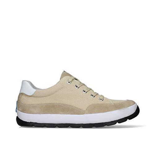 Wolky Comfort Sneakers Babati - 94390 Canvas/Veloursleder Beige - 41