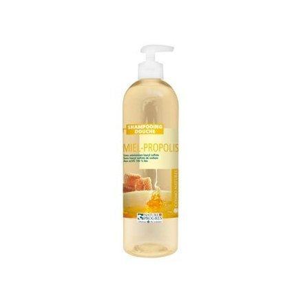 Cosmo Naturel Shampooing douche Miel Propolis 500 ml