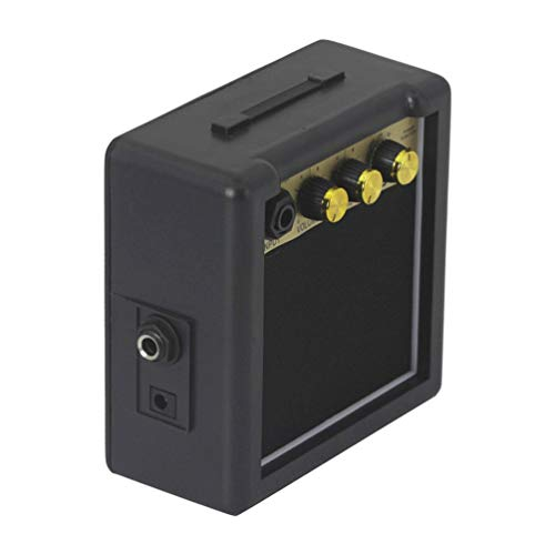 Holibanna Mini Gitaar Versterker Draagbare Compact Gitaar Speaker Mini Luidspreker Voor Akoestische En Elektrische…
