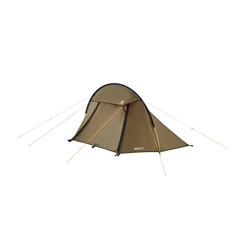 OEX Bobcat Ultra Lightweight Quick Pitch 1-Person Tent, Green, One Size