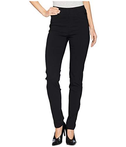FDJ French Dressing Jeans Technoslim Pull-On Slim Leg in Black Black 8