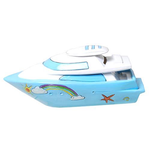 Topshop24you wunderschöne Reisekasse,UrlaubskasseSpardose Sparschwein Sparbüchse Yacht Schiff