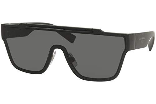 Dolce & Gabbana Herren 0DG6125 Sonnenbrille, MATTE BLACK, 35