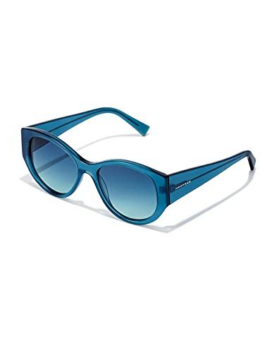 HAWKERS Miranda-Blue Gafas de Sol, Azul, One Size Unisex Adulto