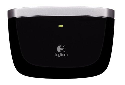 Logitech Harmony Adapter for playstation 3 Adaptateur de télécommande pour PS3 Bluetooth Prise en charge des 51 commandes de la PS3 Noir