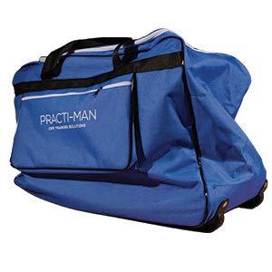 Trolley/Transporttasche für Manikini mit Rollen