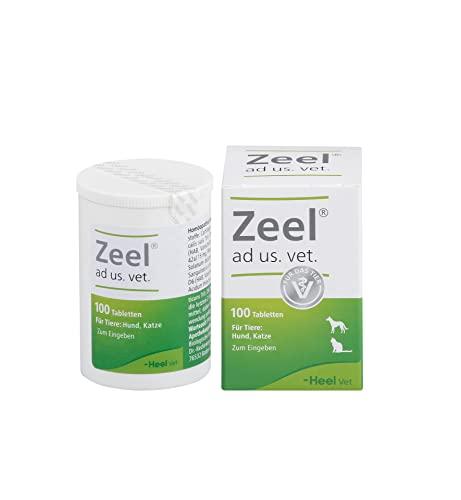 Zeel ad us. vet. Tabletten für Tiere, 100 Stück