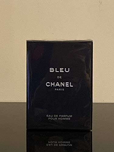 New Authentic C hanel Bleu Eau De parfum Spray 3.4 fl 100 ML.