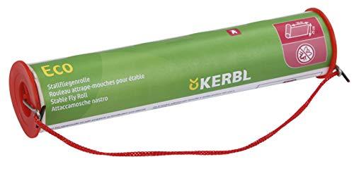 Kerbl 299790 Eco Stallfliegenrolle Insektenfänger Fliegenfänger Klebefänger 10 m