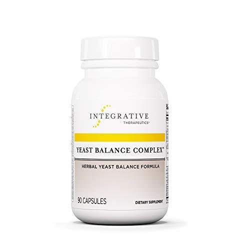 Integrative Therapeutics - Yeast Balance Complex - Herbal Yeast Balance Formula - 90 Capsules