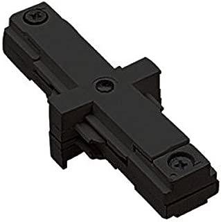 WAC Lighting J2-I-BK J Track 2-Circuit I Connector, Black