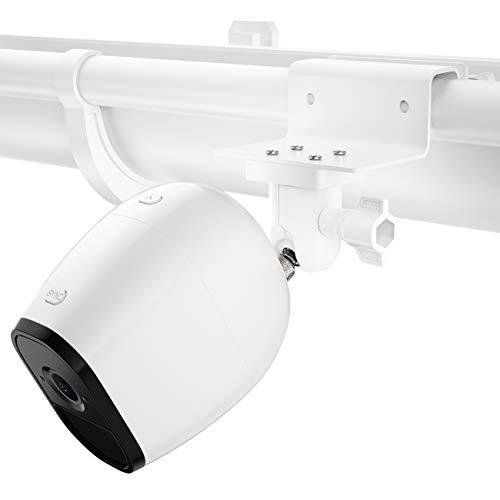 LuxacURY - Soporte de pared para Arlo Pro/Pro 2, ángulo de visión más amplio resistente a la intemperie para cámara de vigilancia Arlo Pro/Pro2 / Arlo HD/Arlo GO y Arlo Ultra Home