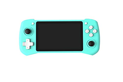 GP430 Handheld Game Console Player Raspberry Pi Boy Classic Handheld Video Game 4.3 Inch IPS Screen Built-in 15000+ Games Support HDMI Output WiFi TV Show Compatible With Kodi/Retropie/Lakka Systems