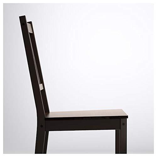 Ikea 002.110.88 Stefan - Silla (madera, 42 x 49 x