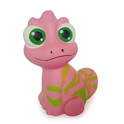 YSJJQSC Entlüftungsspielzeug PU-Simulation Gecko-Entlüftung Stress Relief-Spielzeug-Squishy langsam steigende Squeeze-Spielzeug für Kinder Erwachsene 13,5 * 10 * 8 cm