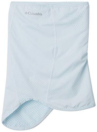 Columbia Unisex Freezer Zero Ii Neck Gaiter,White Solid,Small/Medium