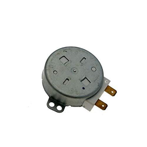 Gorenje Drehteller-Motor TYJ50-8A7 für Mikrowelle 5/6rpm - Teile-Nr.: 101360, ersetzt 104213, auch für AEG-Electrolux, Kenwood, Siemens, Bosch