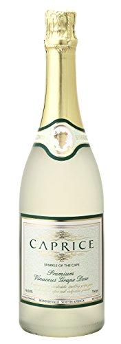 カプリース ブリュット ノンアルコールスパークリングワイン 南アフリカ ノンアルコールワイン 750ml