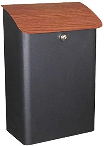 FANNISS /Buzones,Buzones con Sistema de Seguridad,Buzones Verticales montados en la Pared Buzón con Bloqueo Buzón de Oficina con comentarios Buzón buzón buzón