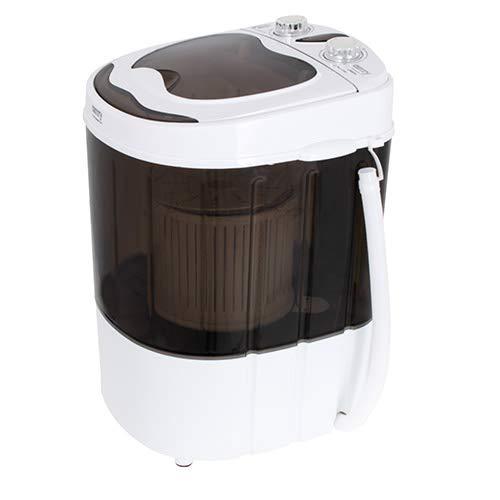 Camry CR 8054 Waschmaschine, mobile Waschmaschine, für Camping, kleinen Haushalt, Waschen und Schleudern