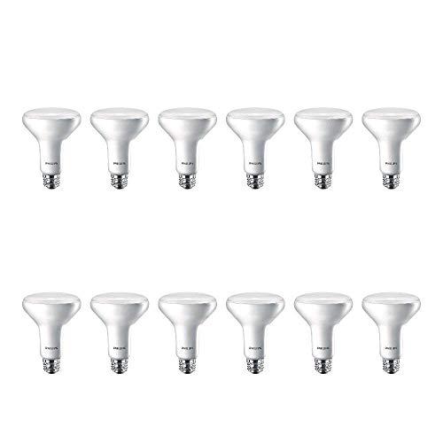 Philips LED 541037 LED Light Bulb, 12 Pack, 12 Piece