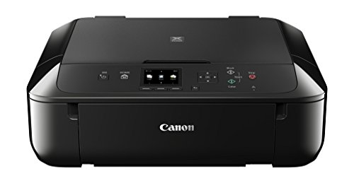 Canon PIXMA MG5750 - Impresora multifunción de Tinta - B/N 12.6 PPM, Color 9 PPM, Color Negro