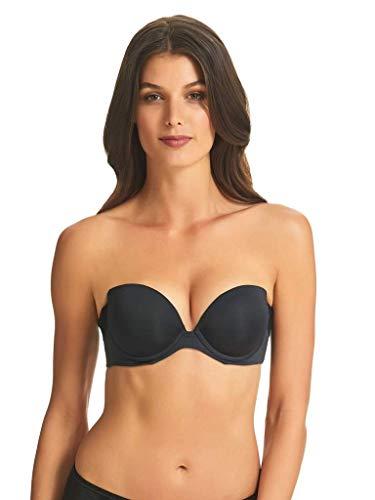 Fine Lines Women's Refined Superboost Strapless Bra RL138 32A Black