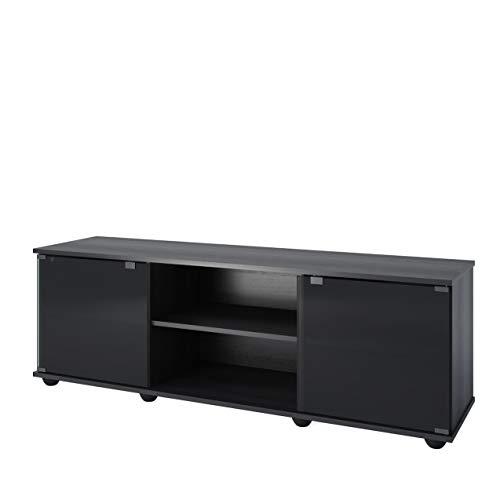 Big Sale Sonax FB-2600 Fiji 60-Inch TV Component Bench, Ravenwood Black