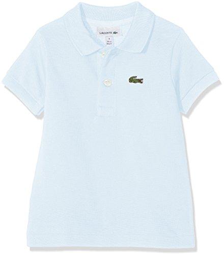 Lacoste Lacoste Jungen Pj2909 Poloshirt, Blau (Ruisseau), 1 Jahre (Herstellergröße: 1A)
