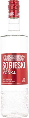 Sobieski Sobieski Premium Vodka 40% Vol. 0,7l - 3 Paquetes de 700 ml - Total: 2100 ml