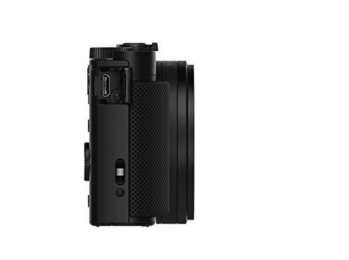 Sony DSCHX80/B High Zoom Point & Shoot Camera (Black)