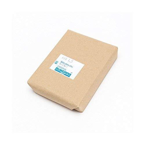 Bungard Basismaterial Fotobeschichtung Positiv Einseitig - 100x75mm - 35 µm Cu - Stärke 1,5 mm - 10 Stück