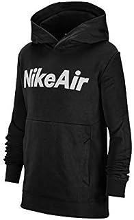 Nike Sudadera Air Niño Negro CU9297-010 Talla XL (13-15 años) 158-170 cm