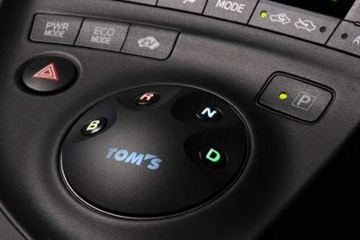 TOM'S プリウス ZVW30 (G'sも装着可) シフトポジションスイッチ 55404-TZW33