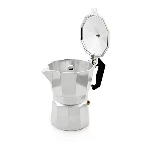 Amazing Deal D/S Espresso Machine, Coffee Machine with Cold Handle and high Temperature knob-Safety ...