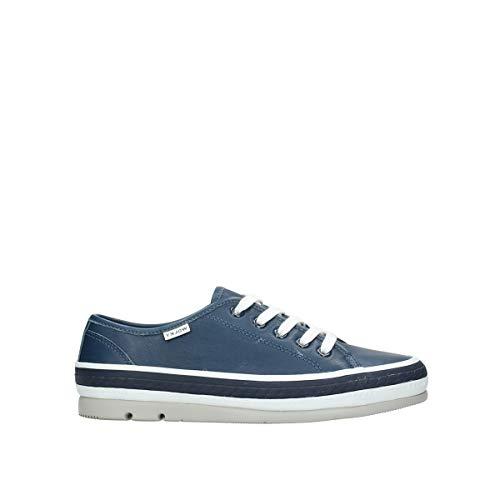 Wolky Comfort Sneakers Linda - 30820 Jeansleder - 40