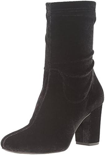 Kenneth Cole New York damen& 039;s Alyssa Ankle Stiefelie, schwarz Velvet, 6.5 M US