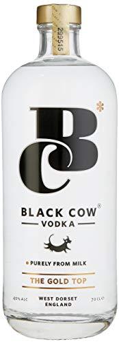 Black Cow Pure Milk Vodka The Gold Top (1 x 0.7 l)